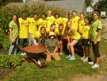 Volunteer with New Entry!   New Entry Sustainable Farming ...