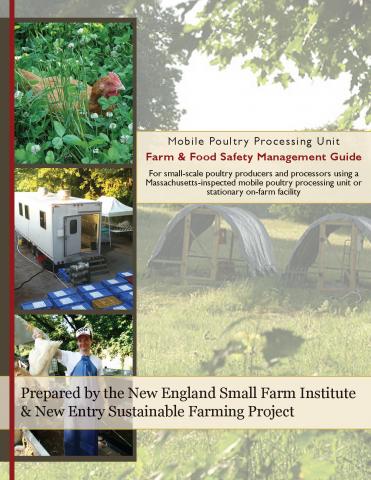 Mobile Poultry Processing Unit Farm & Food Safety Management Guide